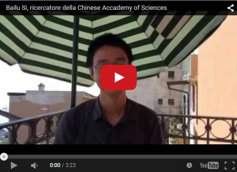 Bailu Si, ricercatore della Chinese Accademy of Sciences 2